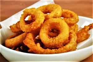 La Buca Gasthaus - anelli-di-cipolla