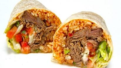 La Buca Gasthaus - Burrito pulled pork