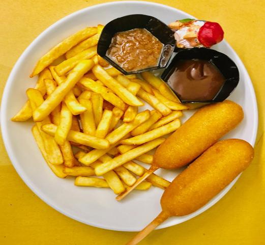 La Buca Gasthaus - Corn dog