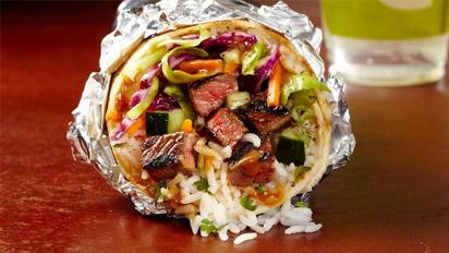 La Buca Gasthaus - Mission burrito