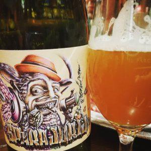La Buca Gasthaus - Birra Sparajurij