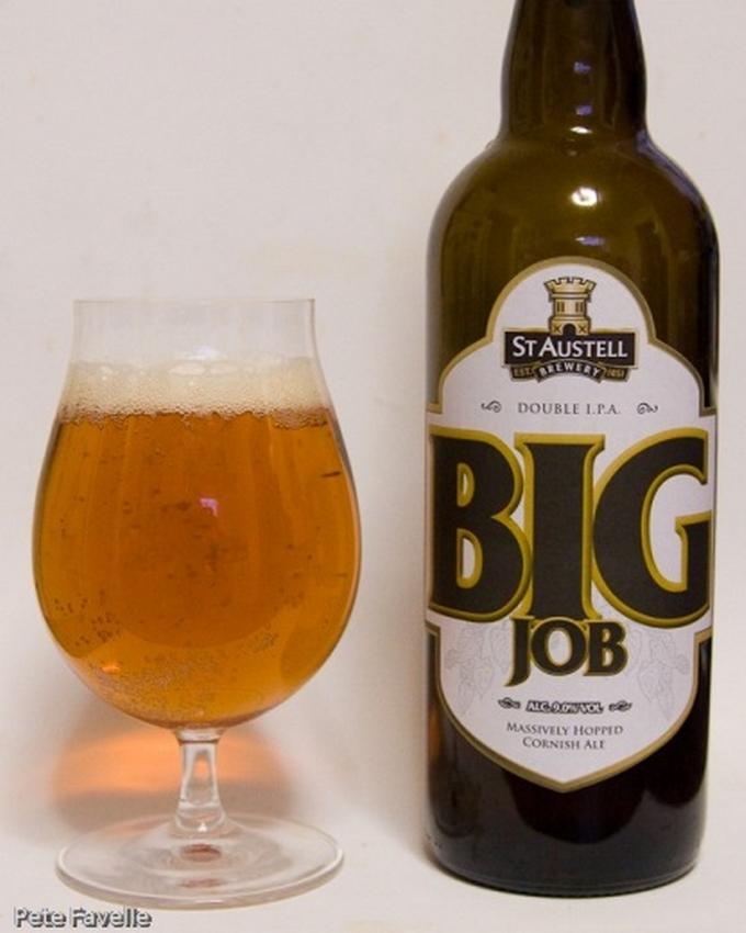 Birra Big Job - La Buca Gasthaus